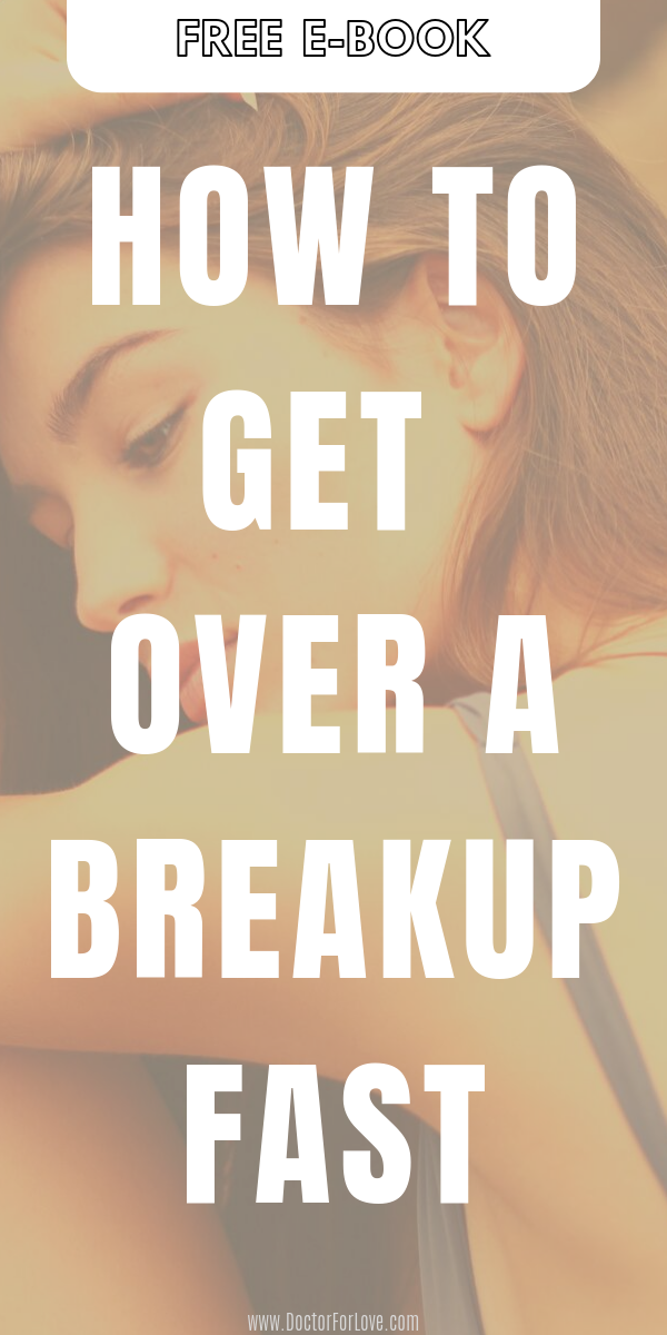 How To Get Over A Breakup Fast   Mend Your Broken