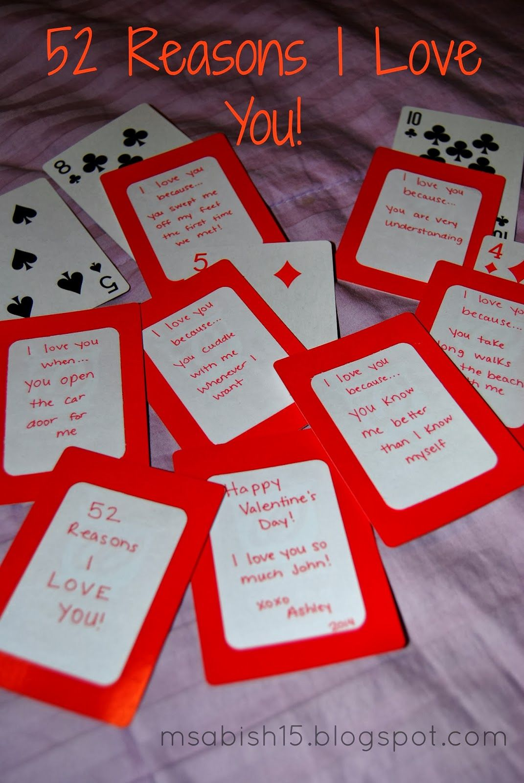 How To Play 21 With Deck Of Cards - arxiusarquitectura Inside 52 Things I Love About You Deck Of Cards Template