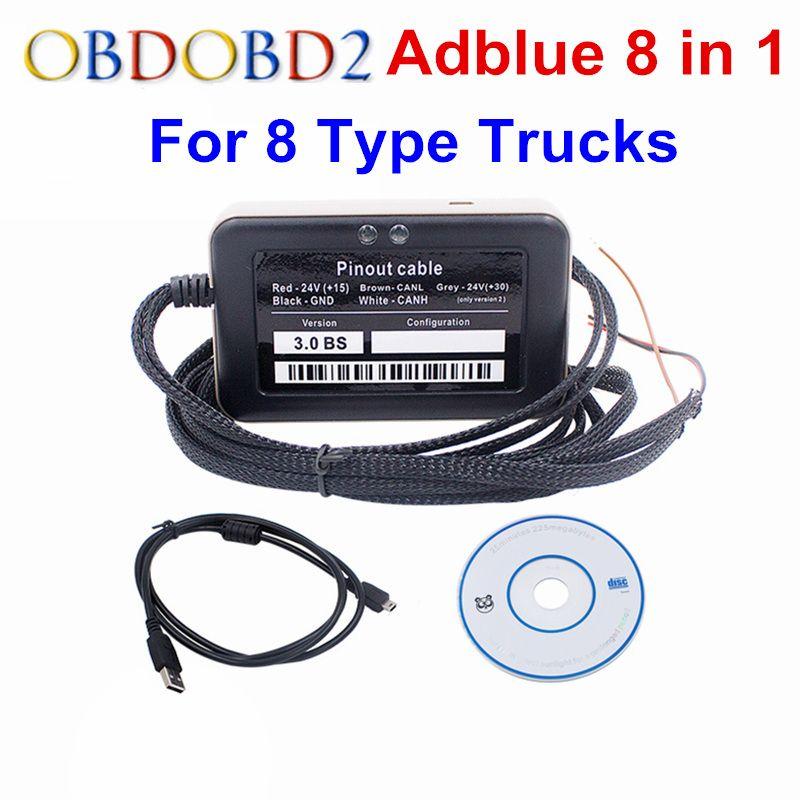 Adblue 8 in 1 Adblue Emulation 8in1 With NOX Sensor Adblue