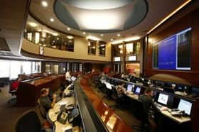 A network operations center of Windstream-owned Paetec