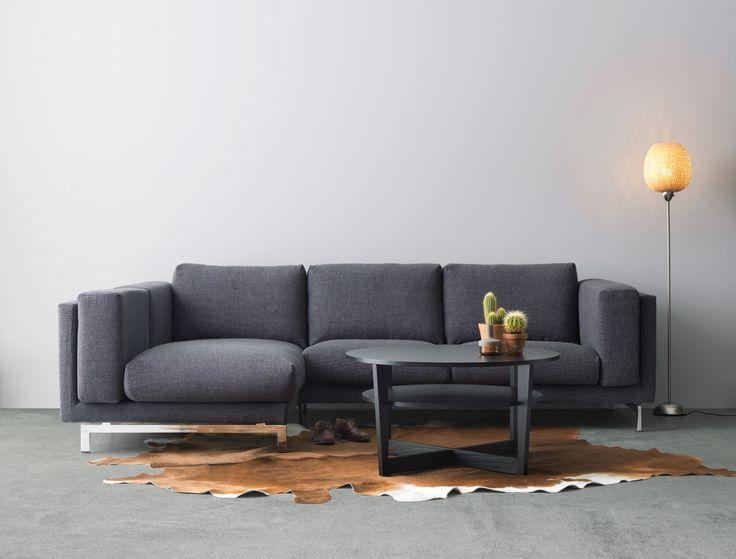 NOCKEBY zitbank | #IKEA #IKEAnl #IKEAcatalogus #woonkamer #bank ...