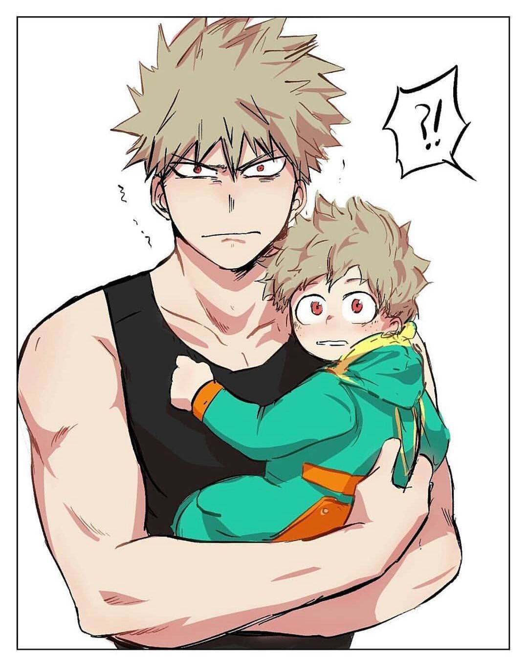 Abusive Bakugou X Reader