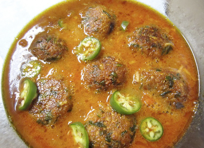 Bengali recipe vegetable kofta curry bengali recipe pinterest food bengali recipe vegetable kofta curry forumfinder Images