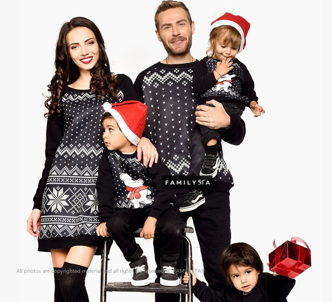 Matching Christmas Outfit Matching Family Christmas  Etsy