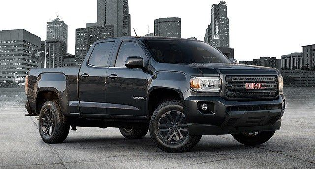 2019 Gmc Canyon Mid Cycle Refresh Gmc Canyon Best Pickup Truck Gmc