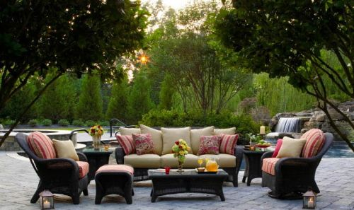 Outdoor Wicker Furniture The New Age Choice S Richmond Va