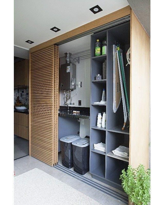 5 833 Curtidas 59 Comentarios Casa E Jardim Casaejardim No Instagram Olhomagicocj Mandrilarquitetura As Portas Cor Closet Design Home House Interior