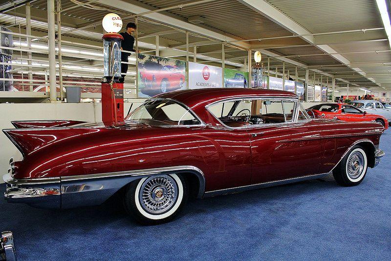 1957 Cadillac Eldorado Special Sport Coupe