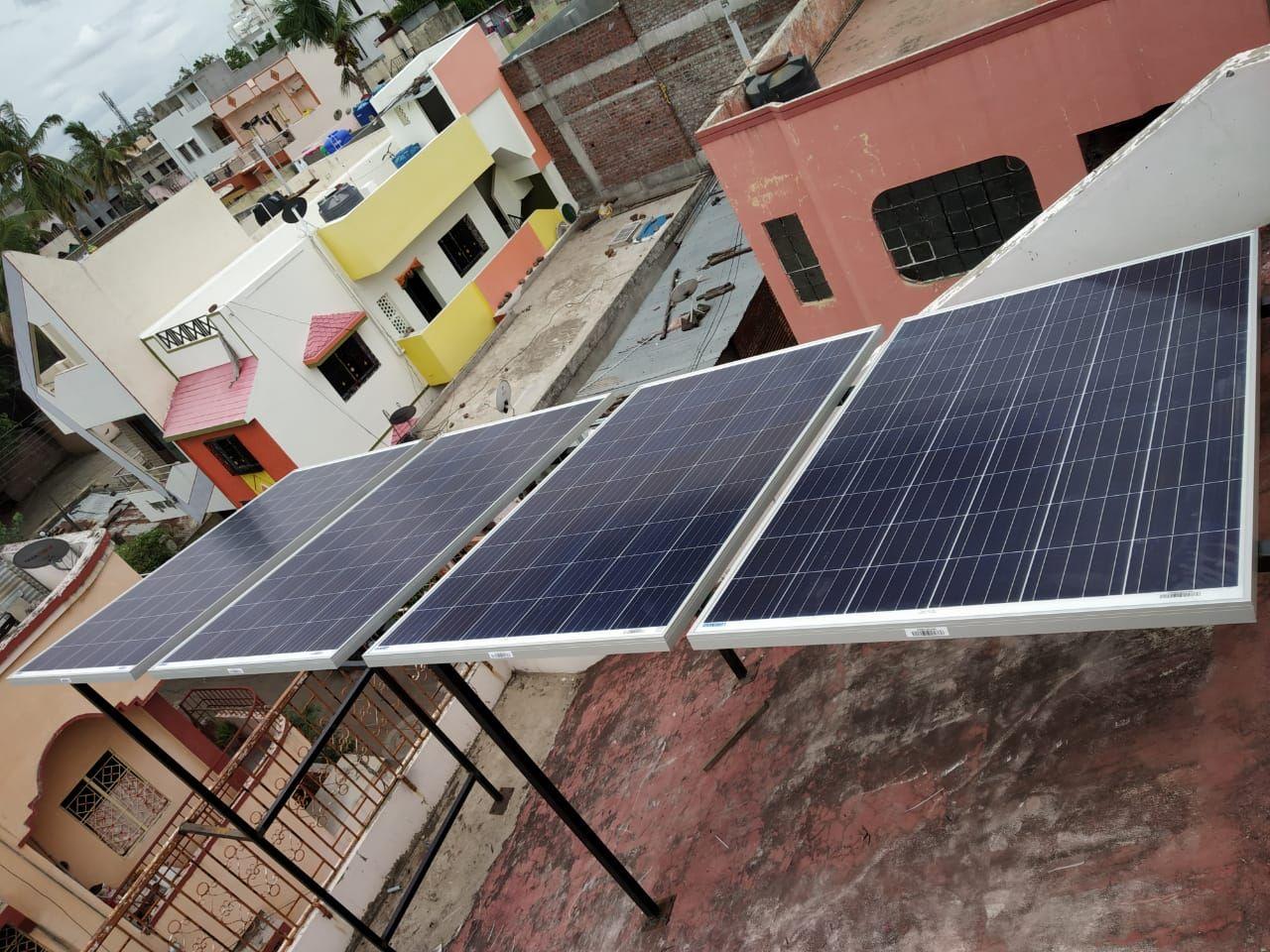 Pin On Solar Panel