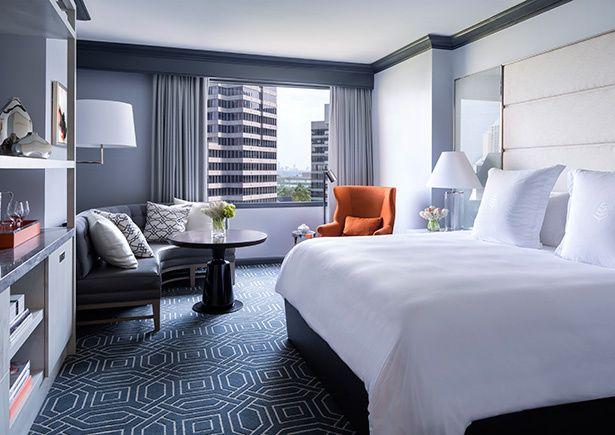 Hospedaje Sofisticado En Atlanta Luxury Hotel Room Suite Room Hotel Bedroom Hotel Bedroom suites in atlanta ga