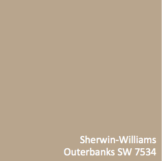 Sherwin Williams Outerbanks Sw 7534