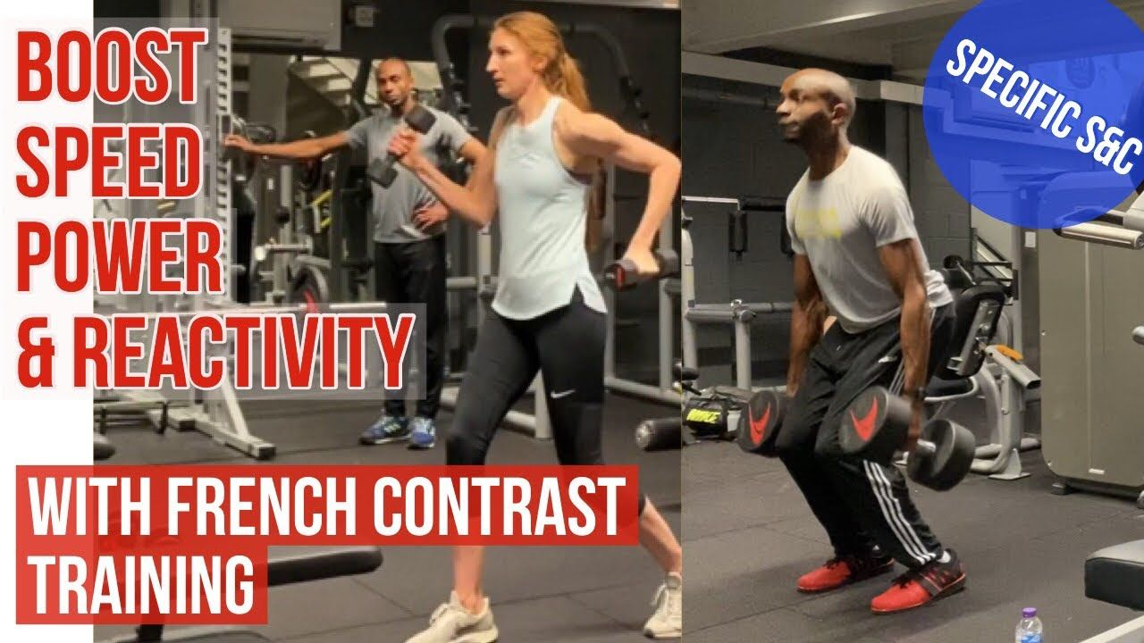 Boost speed power reactivity with french contrast