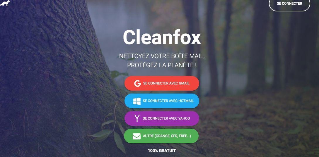 CleanFox est un service génial qui vous permet de faire le ménage dans votre boîte aux lettres électronique en vous facilitant la désinscription aux newsletters auxquelles vous êtes abonné. Vousvous êtes sans doute un...