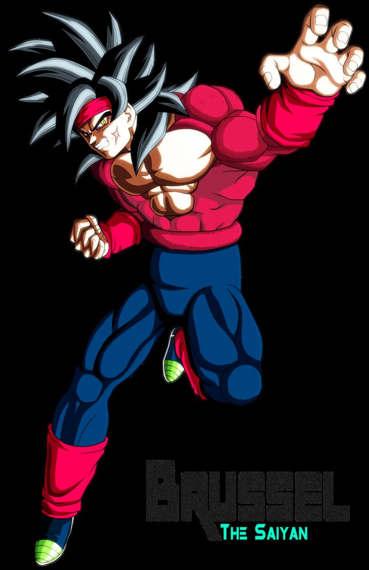 Super Saiyan 4 Bardock By Brusselthesaiyan Dragon Ball Super Wallpapers Dragon Ball Super Goku Dragon Ball Wallpapers