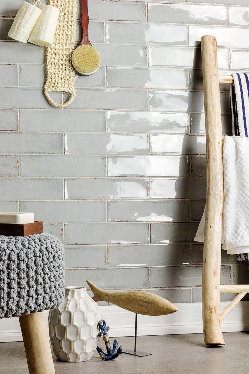 Castle Hazy Trail 3x12 Ceramic Tile Backsplash Pinterest Tiles