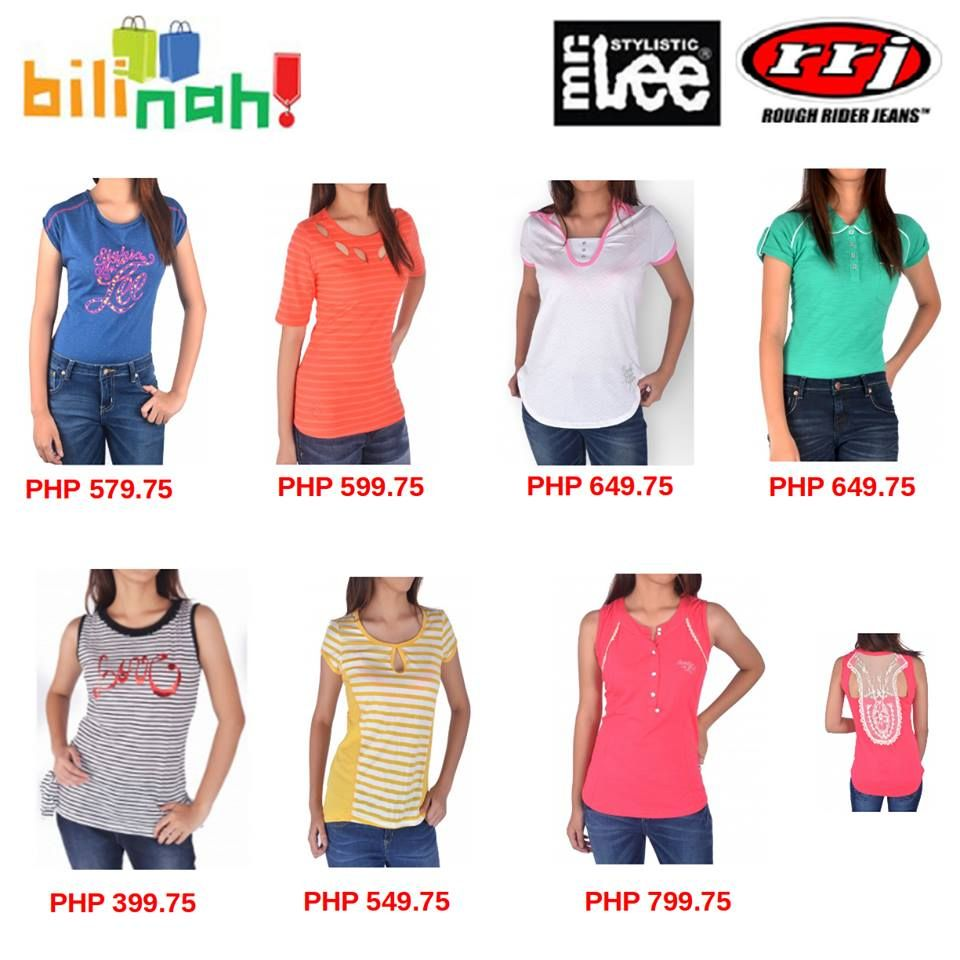 f6d2329c2 RRJ and Lee Shirts @ www.bilinah.com | Women's Clothing | Athletic ...