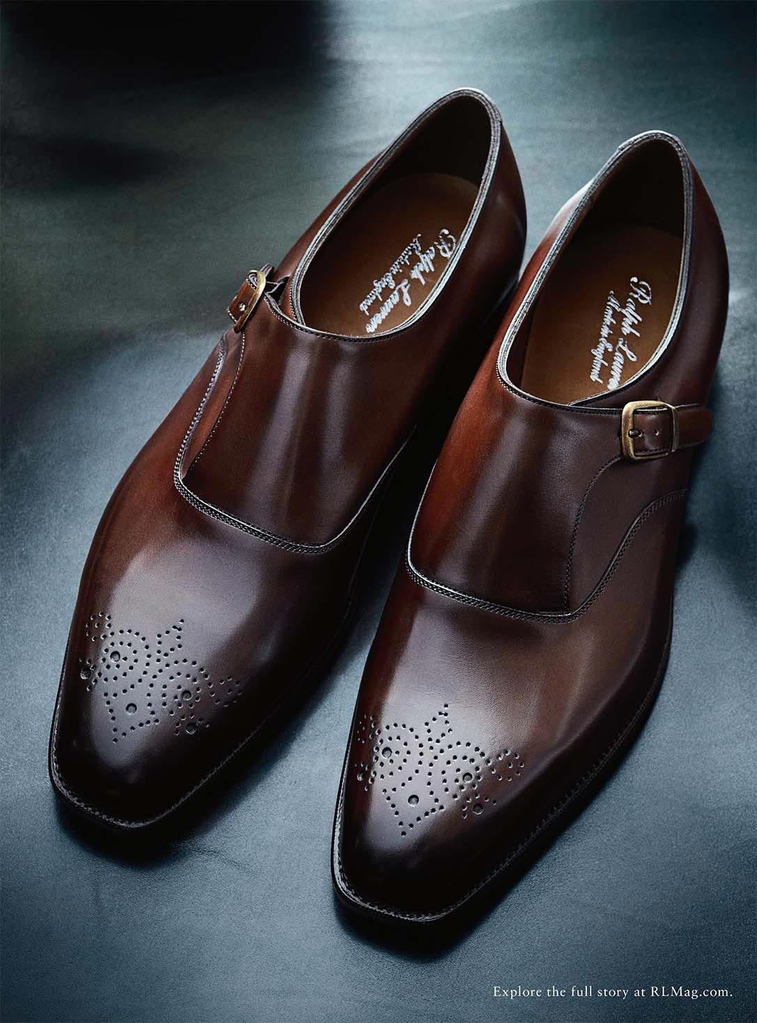 Ralph Lauren Luxury   Dress shoes men