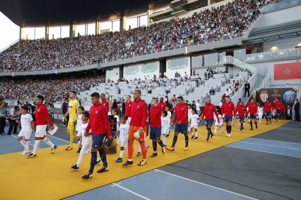 PSGMonaco 1 year later, what has changed Psg, Football