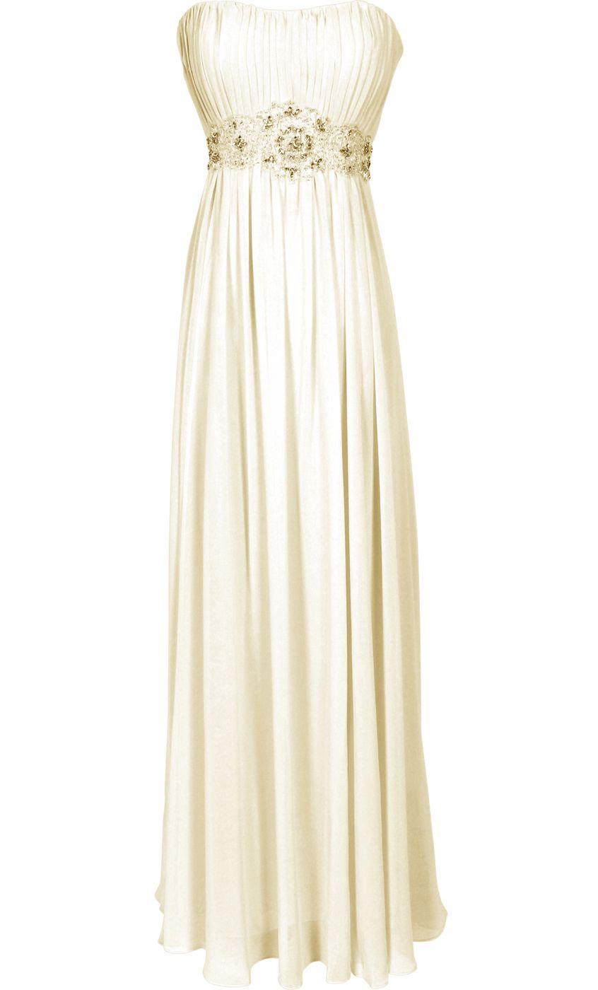 Good reception dress or shortened rehearsal dinner dress wedding