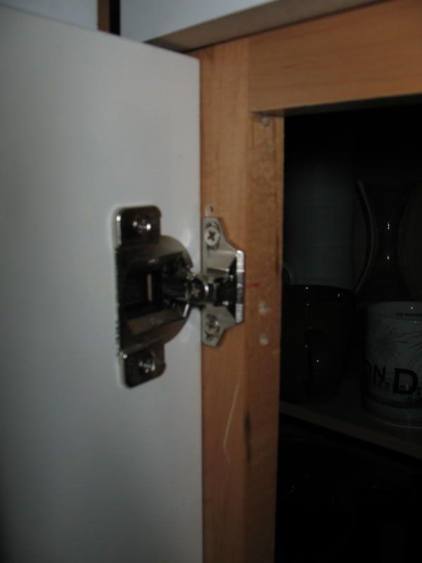 Replacing Aristokraft Kitchen Cabinet Doors With Ikea Doors On