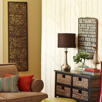 Metal & Rattan Wall Decor | Moore*Board | Pinterest | Rattan, Metals ...