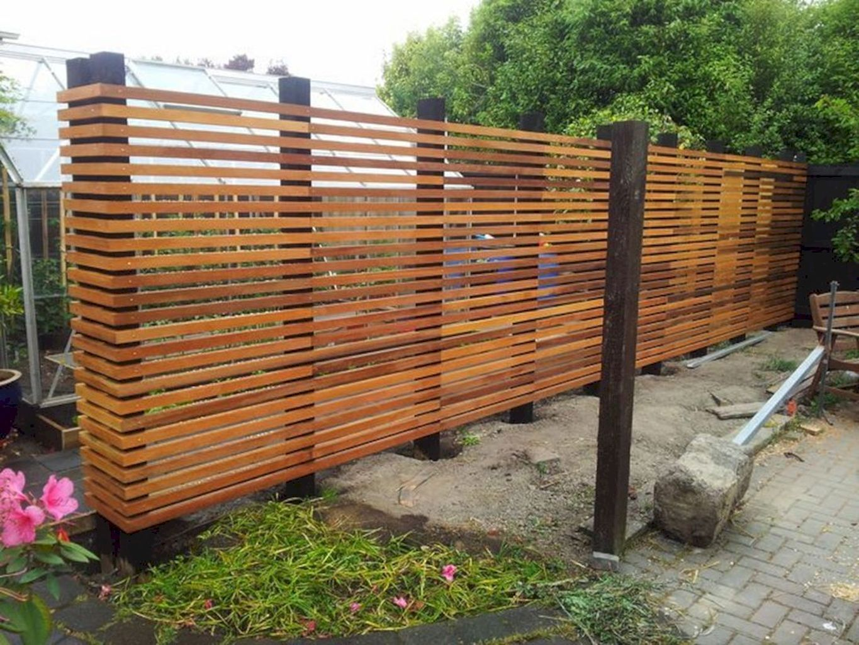75 Easy Cheap Backyard Privacy Fence Design Ideas Diy Garden