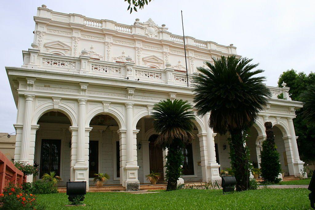 Universidade Nacional de Assunção, fundada em 1889