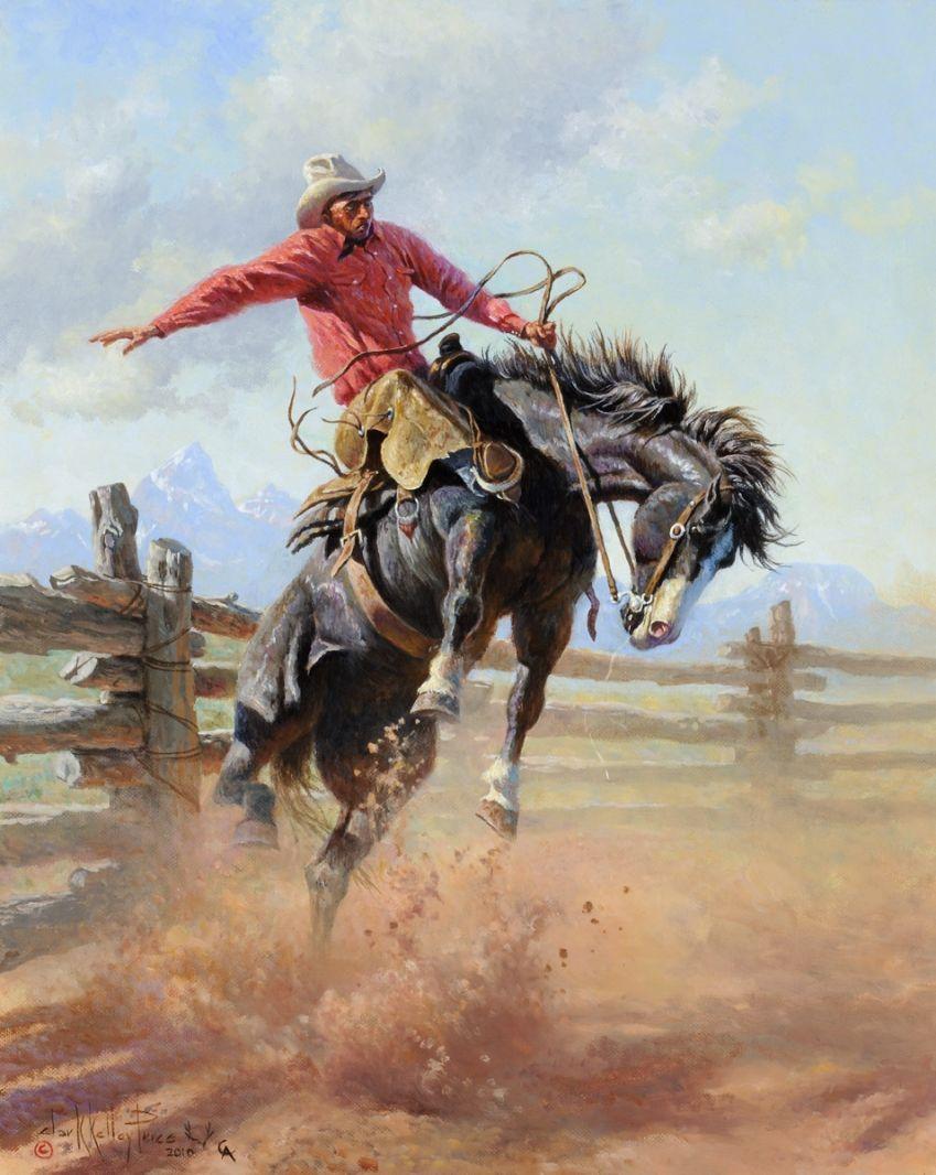 Teton Twister Clark Kelley Dang Fine Art