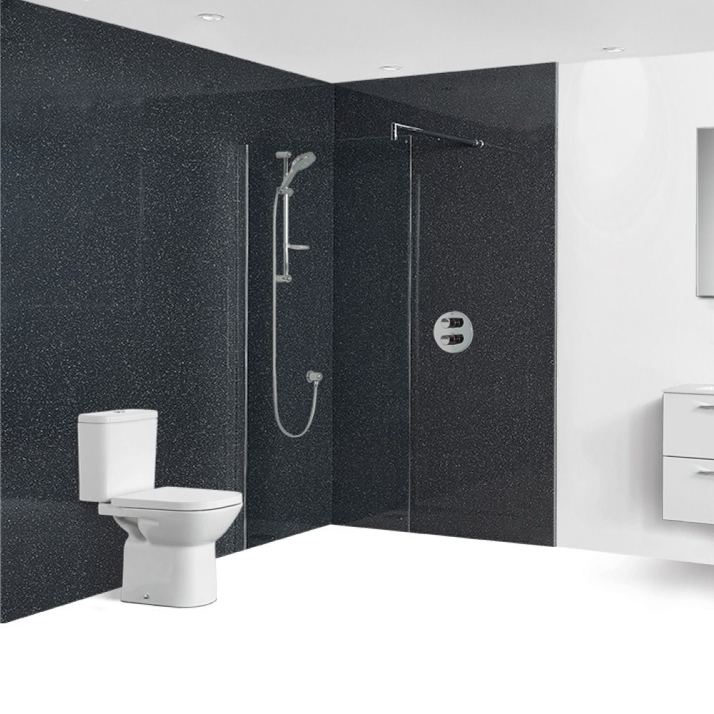 Shower walls are a great alternative to tiling. Check out our range here Shower Panels & Walls ...
