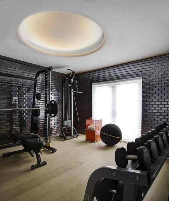 40 personal home gym design ideas for men workout rooms did i