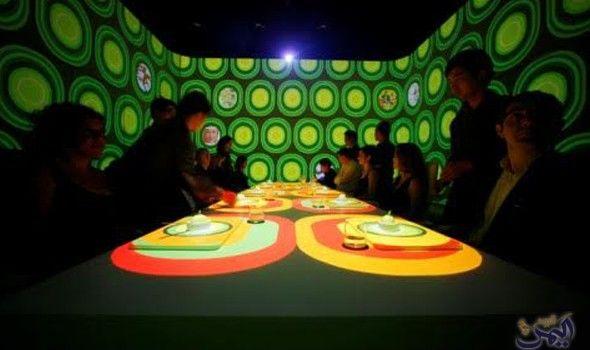 تعرف على مميزات مطعم Poker Table Inspiration Design