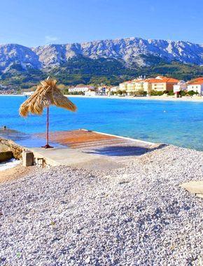Camping Krk In Kroatien Traumhaft Schon Oder Kroatien Camping Reisen Camping Resort