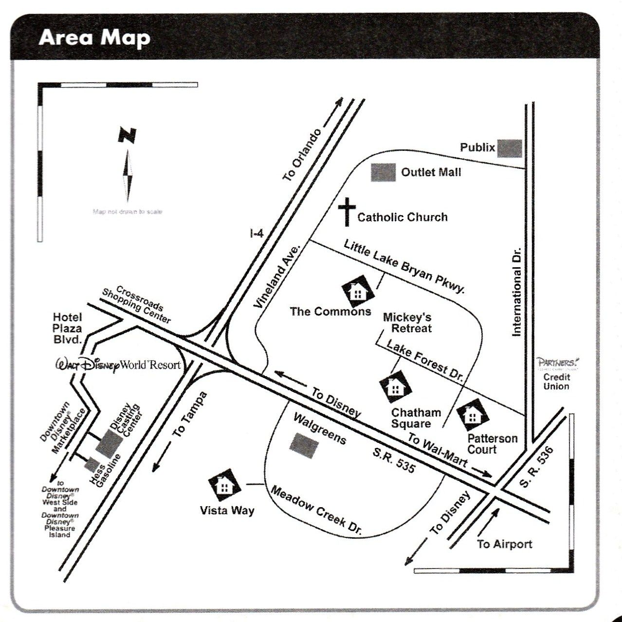 If You Are Arriving By Car Or Uber And Need A Physical Address For The Disney Housing Apartments Your Gps They As Follows Vista Way All