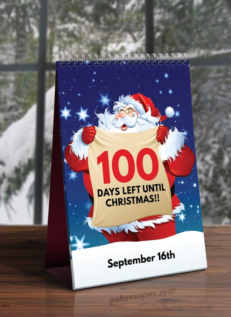 Pin On Christmas Countdown Calendar
