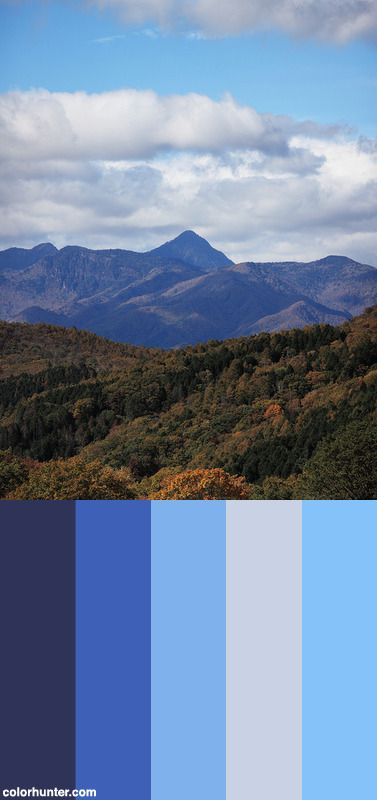 Fall+/+秋(あき)+Color+Scheme