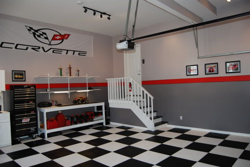 Garage greatness making the most with custom storage solutions