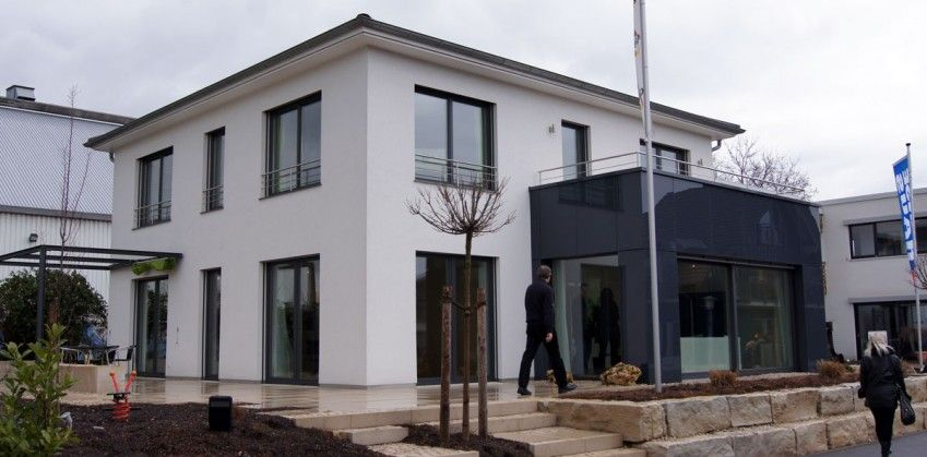 Keitel Fertighaus keitel haus musterhaus mannheim ideas for the house