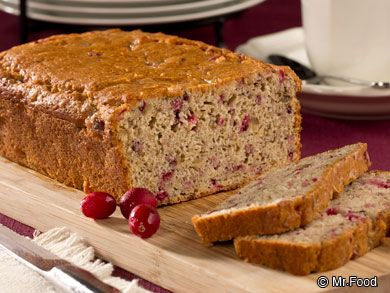 Studded cranberry loaf homemade healthy homemade bread and mr studded cranberry loaf forumfinder Images