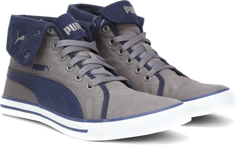 7845dfdb8492 Puma Carme Mid IDP Mid Ankle Sneakers For Men
