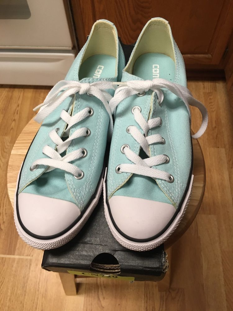 ef0958f75d95 Women Dainty Converse size 7  fashion  clothing  shoes  accessories   womensshoes
