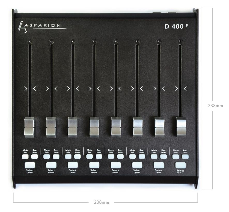 D400 DAW Controller - Asparion
