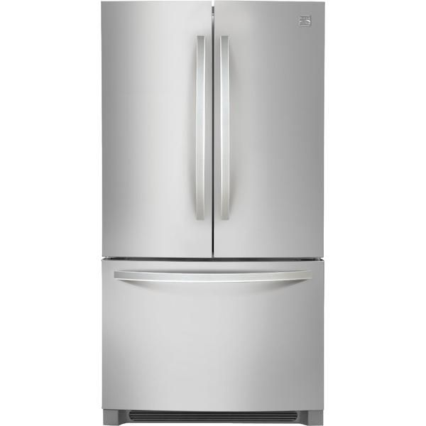 Kenmore 70423 22 3 Cu Ft Counter Depth French Door Refrigerator