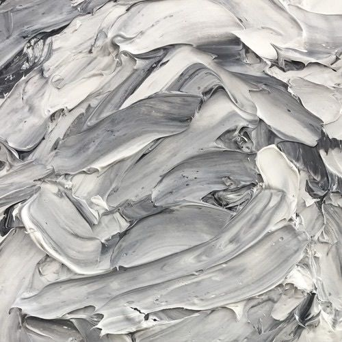 Gray Abstract paintings