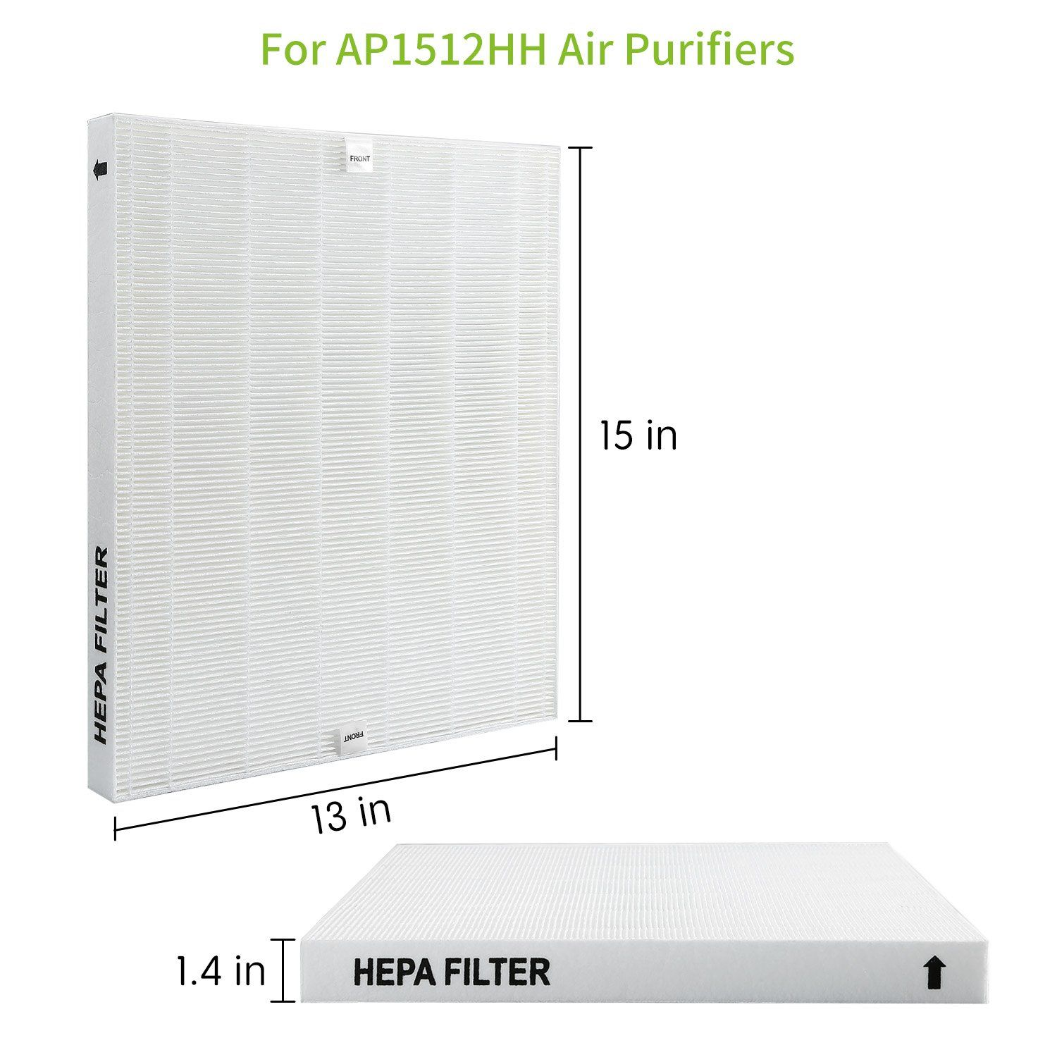 Ogeee Hepa Replacement Filter For Coway Ap1512hh Air Purifiers 2 Continue To The Product At The Image Lin Home Air Purifier Air Purifier Replacement Filter