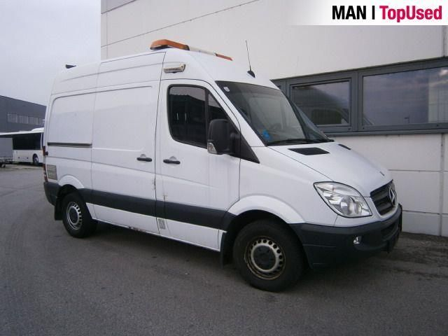 mercedes benz sprinter 316 cdi werkstattwagen transporter. Black Bedroom Furniture Sets. Home Design Ideas