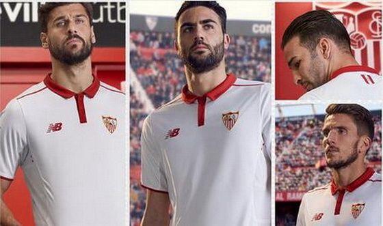 Nueva Camiseta Sevilla 2017 baratas