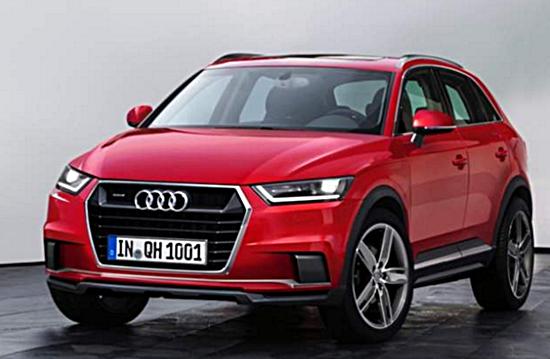 2017 Audi Q5 Redesign Price Specs