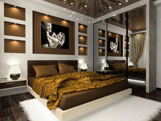 Fesselnd 105 Wohnideen Für Schlafzimmer Designs In Diversen Stilen