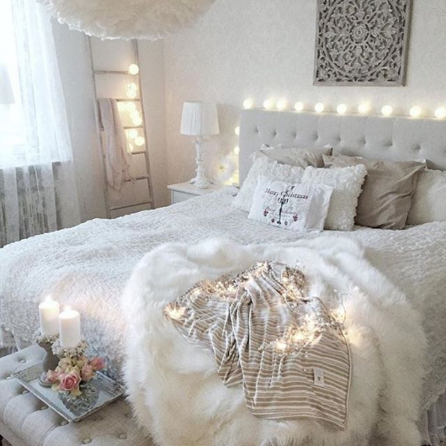Dreamy bedrooms on instagram photo jagochduarvi for Pretty bedroom accessories