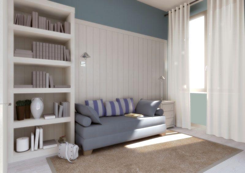 eidomatica rendering appartamento al mare holiday sea
